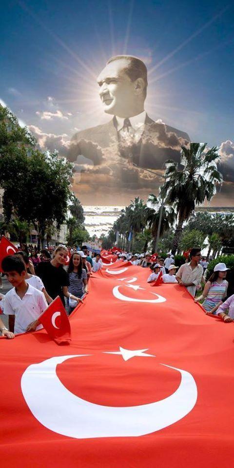 10 Kasım Atatürk Resimli Sözleri
