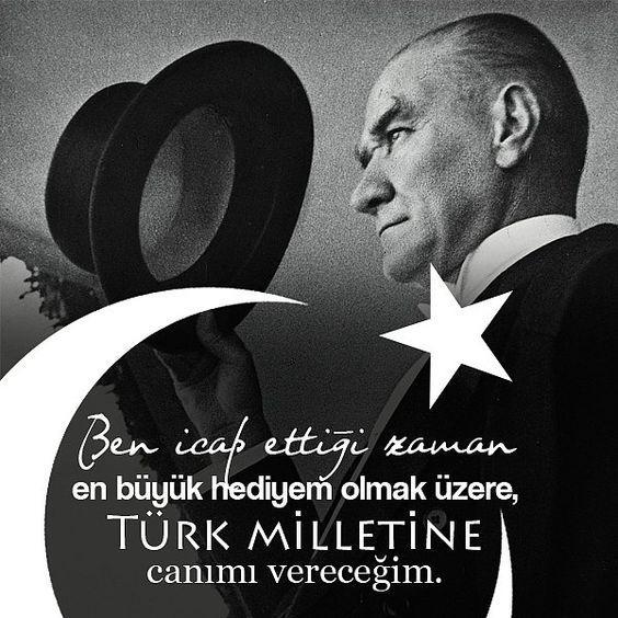Atatürk Resimli Sözleri