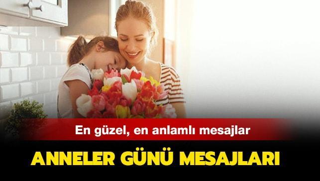 Anneler Günü Mesajları