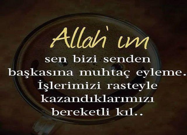 islami dua sözleri