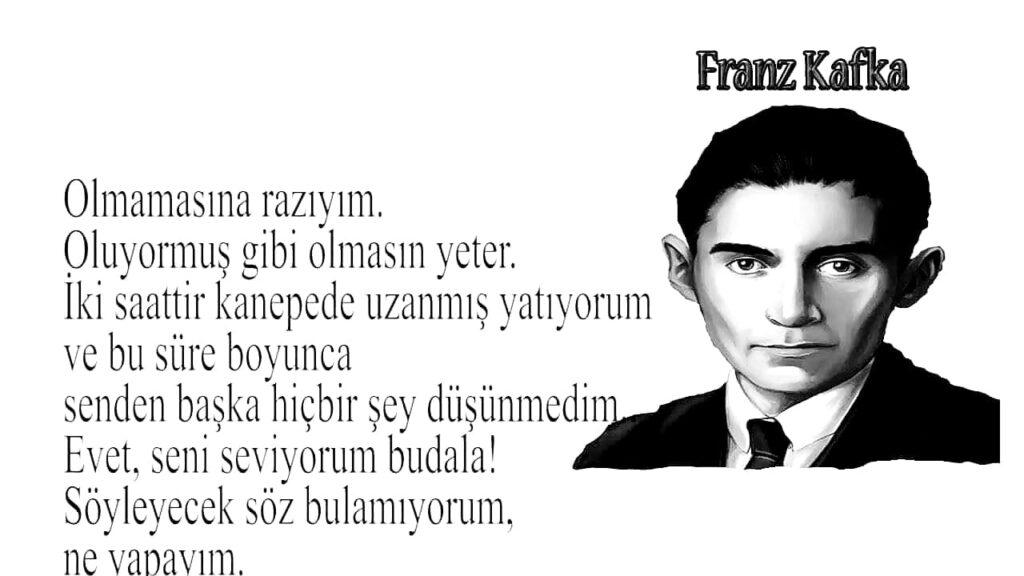 Franz Kafka Aşk Sözleri