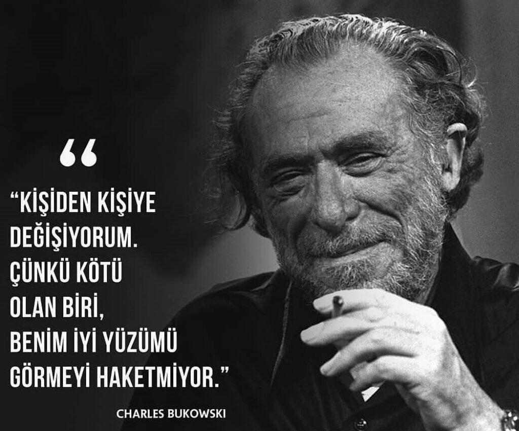 En Güzel Charles Bukowski Sözleri