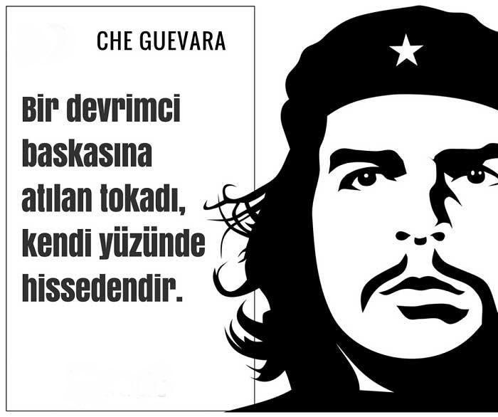 Che Guevara Anlamlı Sözleri