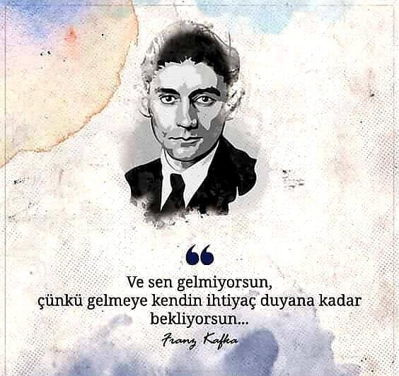 En Güzel Franz Kafka Sözleri