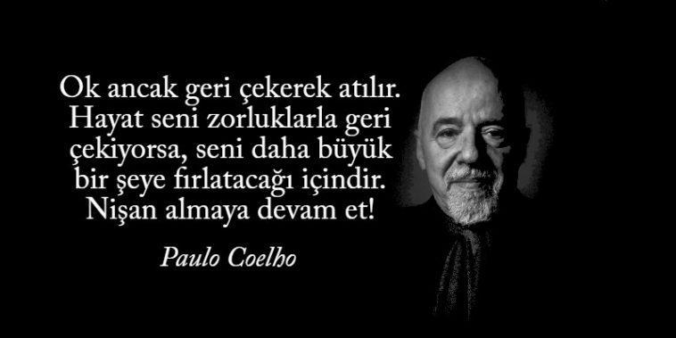 En Güzel Paulo Coelho Sözleri