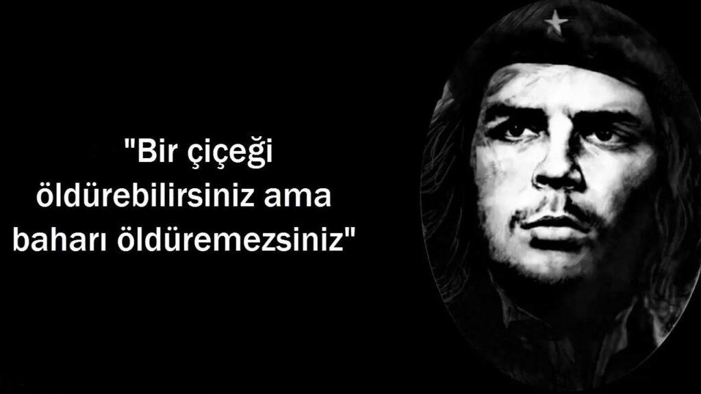 Kısa Che Guevara Sözleri