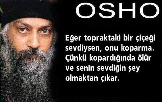 Kısa Osho Sözleri