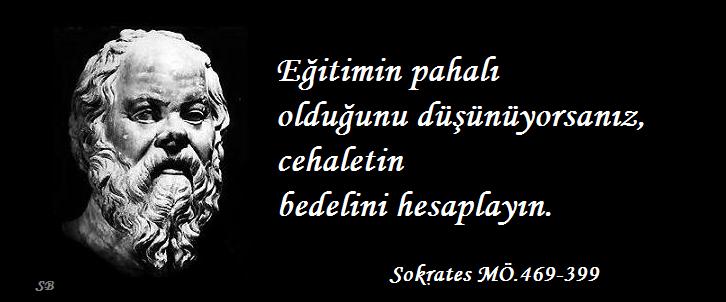Kısa Sokrates Sözleri