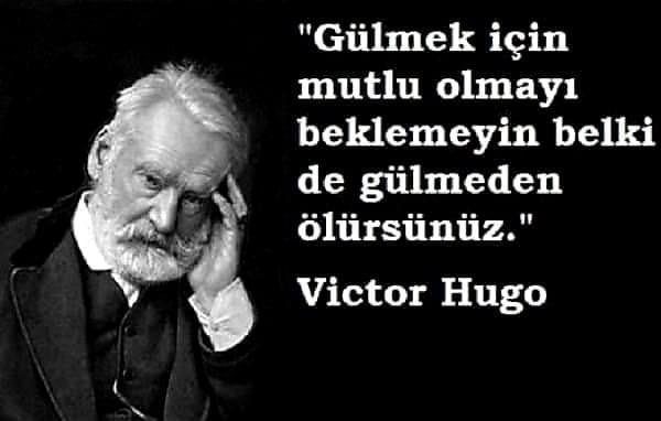 Kısa Victor Hugo Sözleri