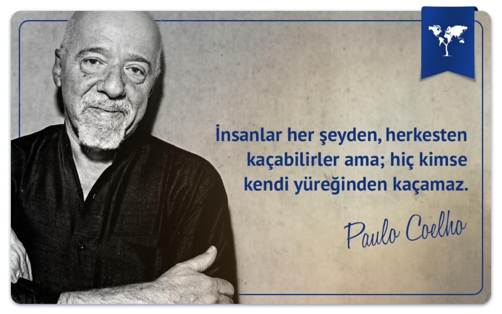 Paulo Coelho Resimleri