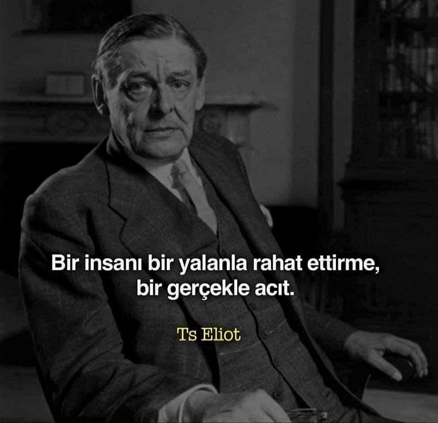 En Güzel T. S. Eliot Sözleri