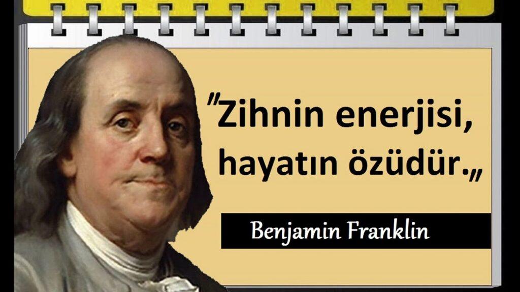 Benjamin Franklin Resimleri
