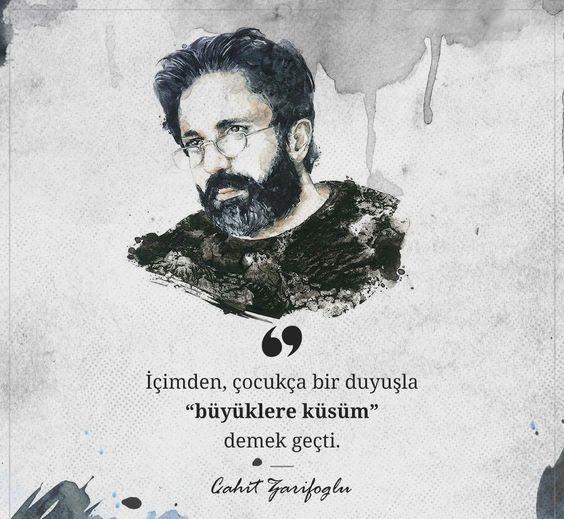 Cahit Zarifoğlu Resimleri