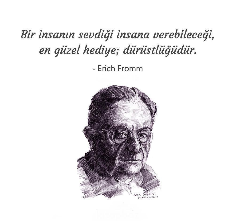 En Güzel Erich Fromm Sözleri
