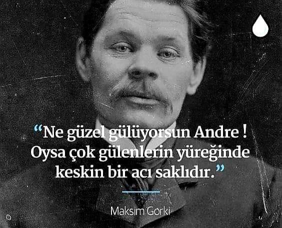 En Güzel Maksim Gorki Sözleri