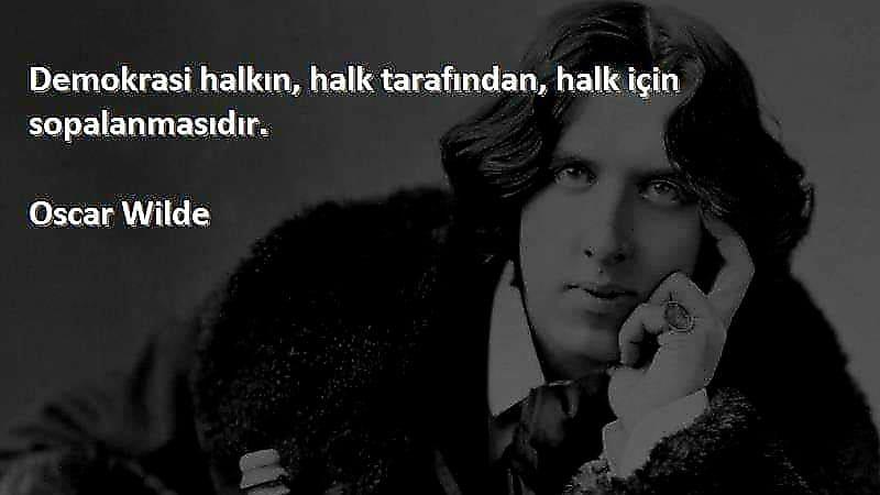 En Güzel Oscar Wilde Sözleri