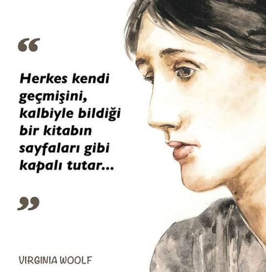 En Güzel Virginia Woolf Sözleri
