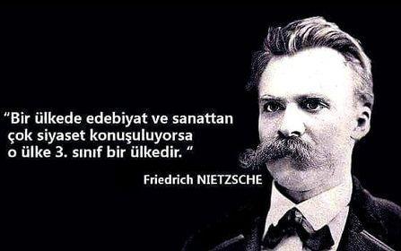 Friedrich Nietzsche Resimleri