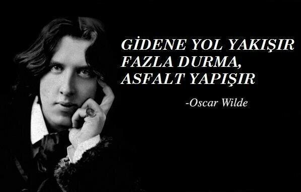 Kısa Oscar Wilde Sözleri