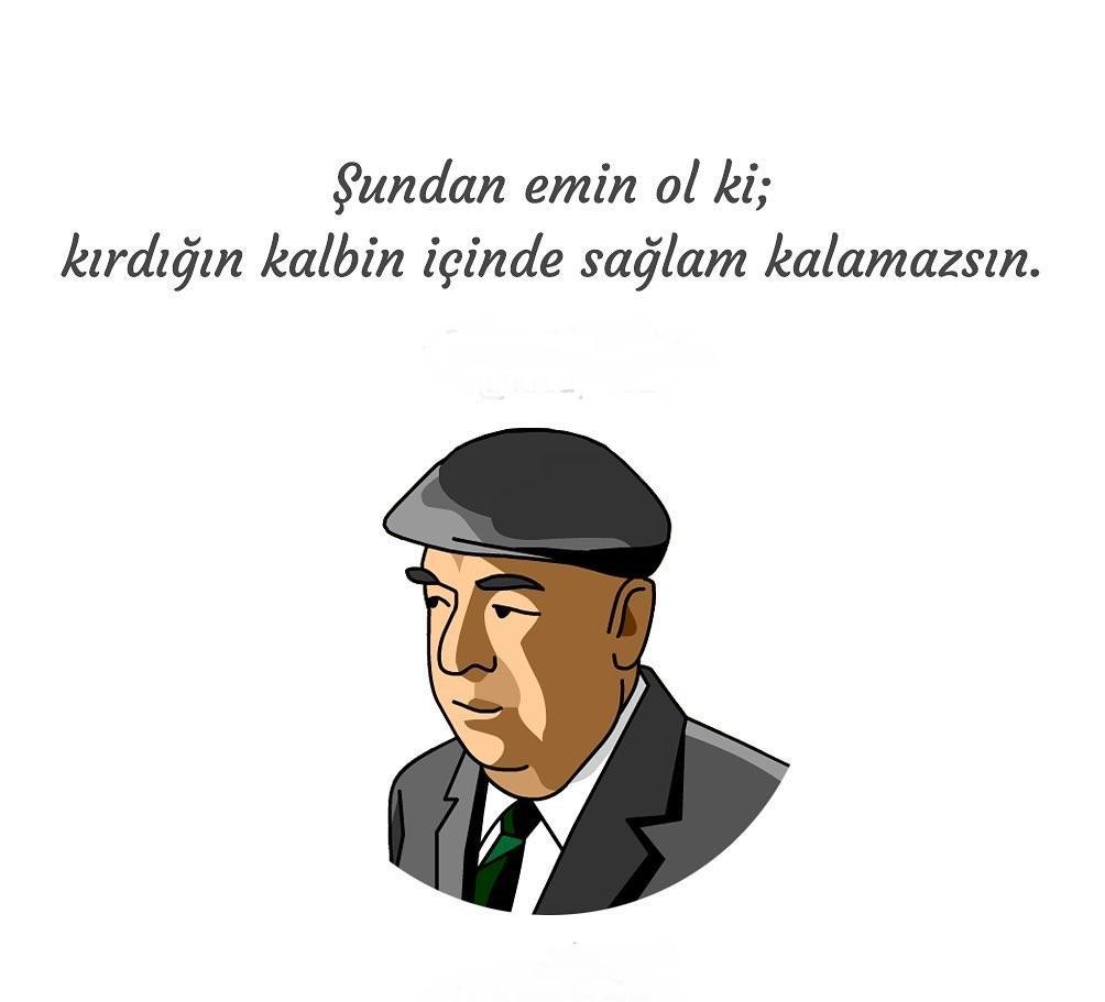 Kısa Pablo Neruda Sözleri