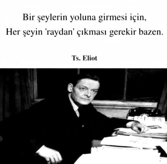 T. S. Eliot Resimleri