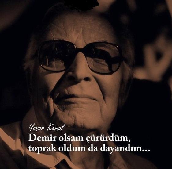 Yaşar Kemal İz Bırakan Sözleri