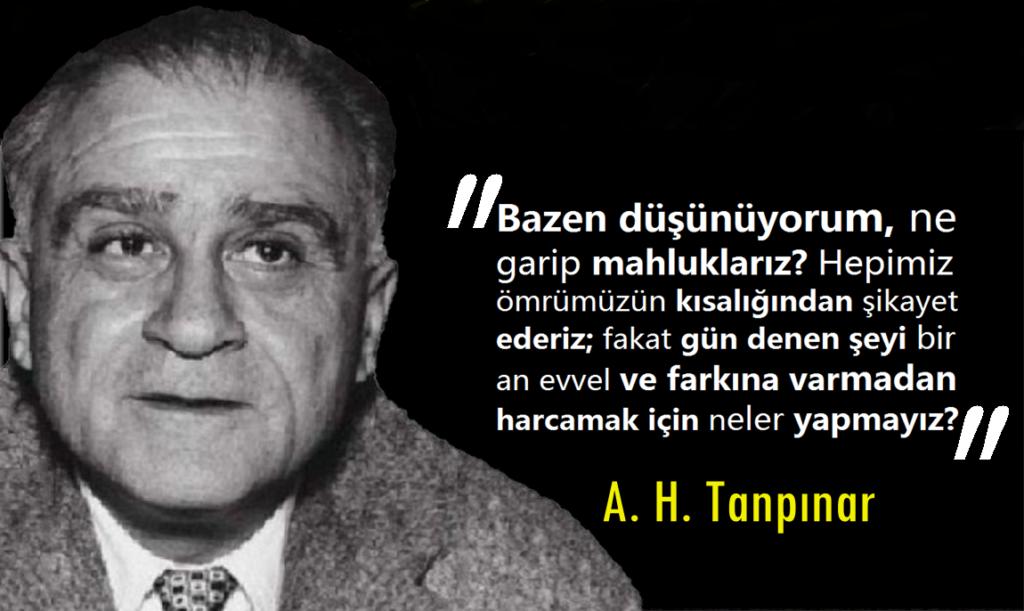 Ahmet Hamdi Tanpınar Resimleri