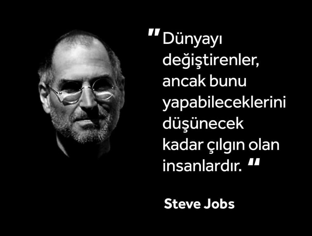 Anlamlı Steve Jobs Sözleri