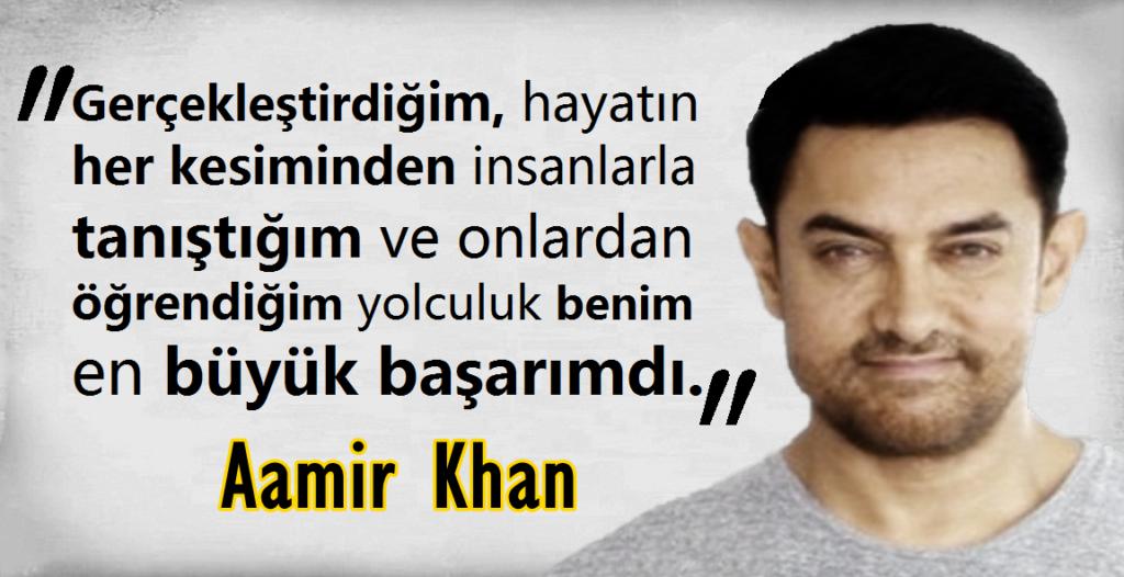 En Güzel Aamir Khan Sözleri