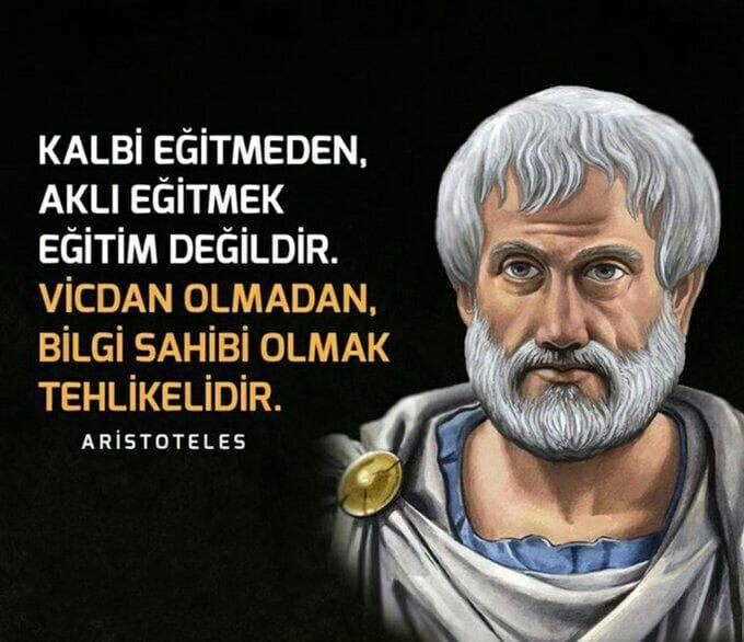 En Güzel Aristoteles Sözleri