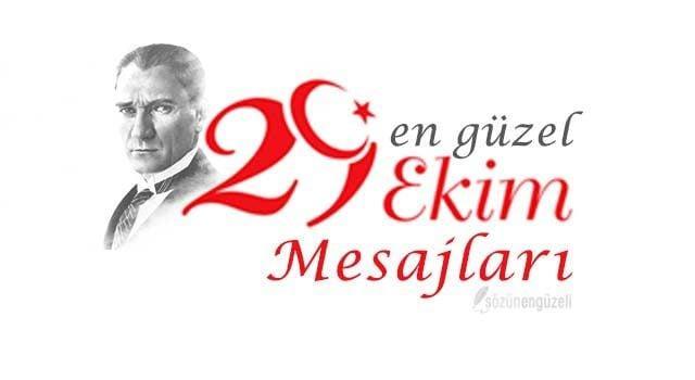 En Güzel Cumhuriyet Bayramı Sözleri
