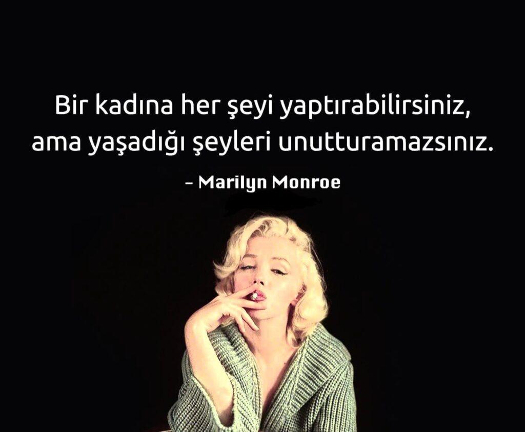 En Güzel Marilyn Monroe Sözleri