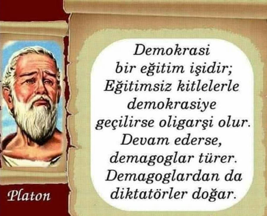 En Güzel Platon Sözleri