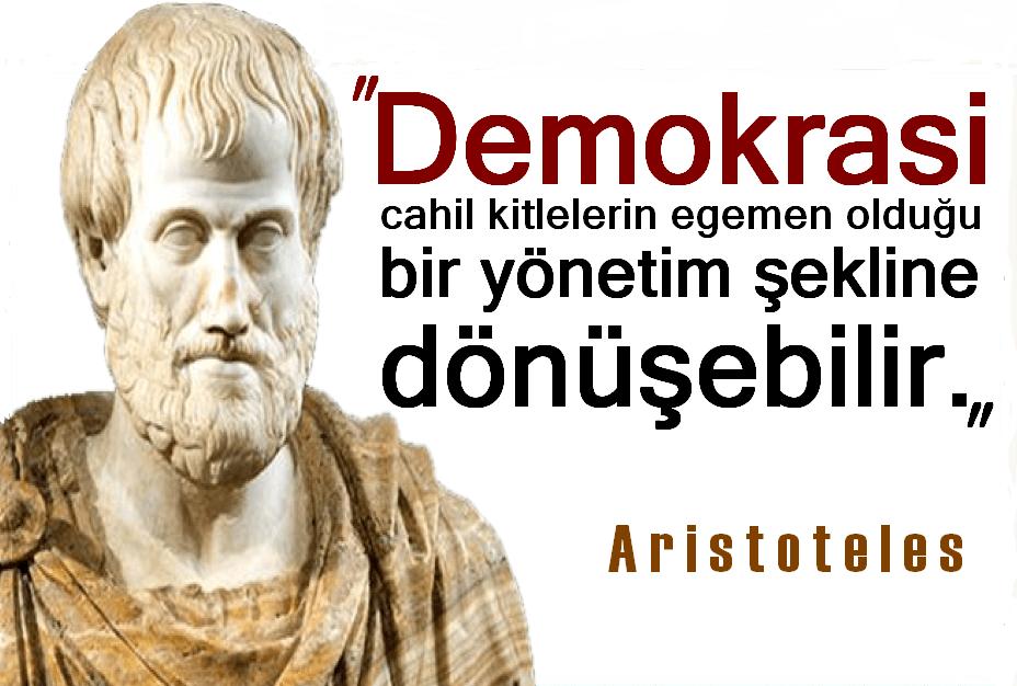 Filozof Aristoteles Sözleri