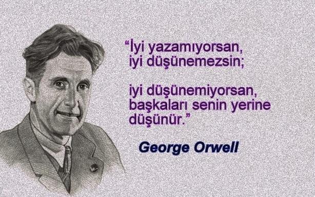 George Orwell Resimleri