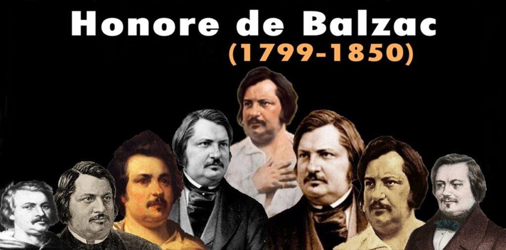 Honore de Balzac Kimdir