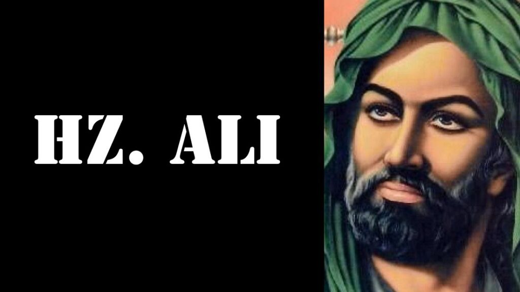 Hz. Ali Kimdir