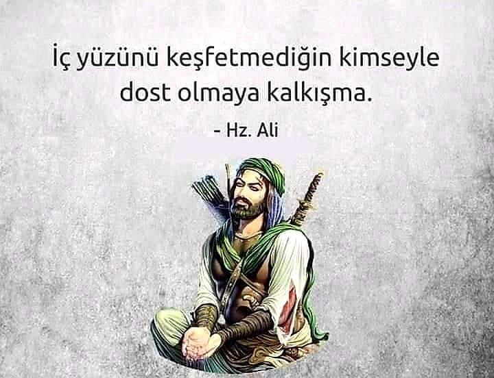 Hz. Ali Resimleri