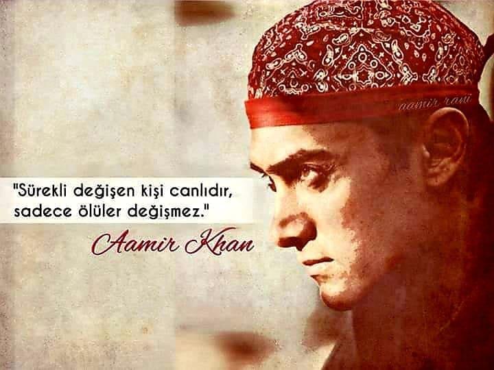 Kısa Aamir Khan Sözleri