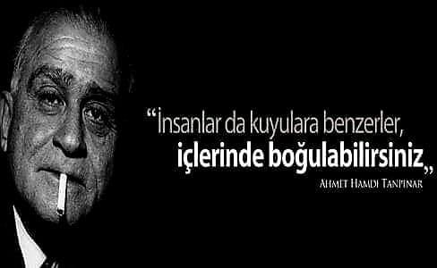Kısa Ahmet Hamdi Tanpınar Sözleri