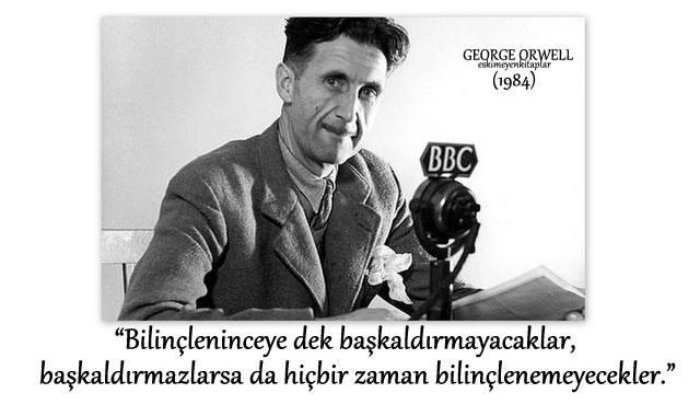 Kısa George Orwell Sözleri