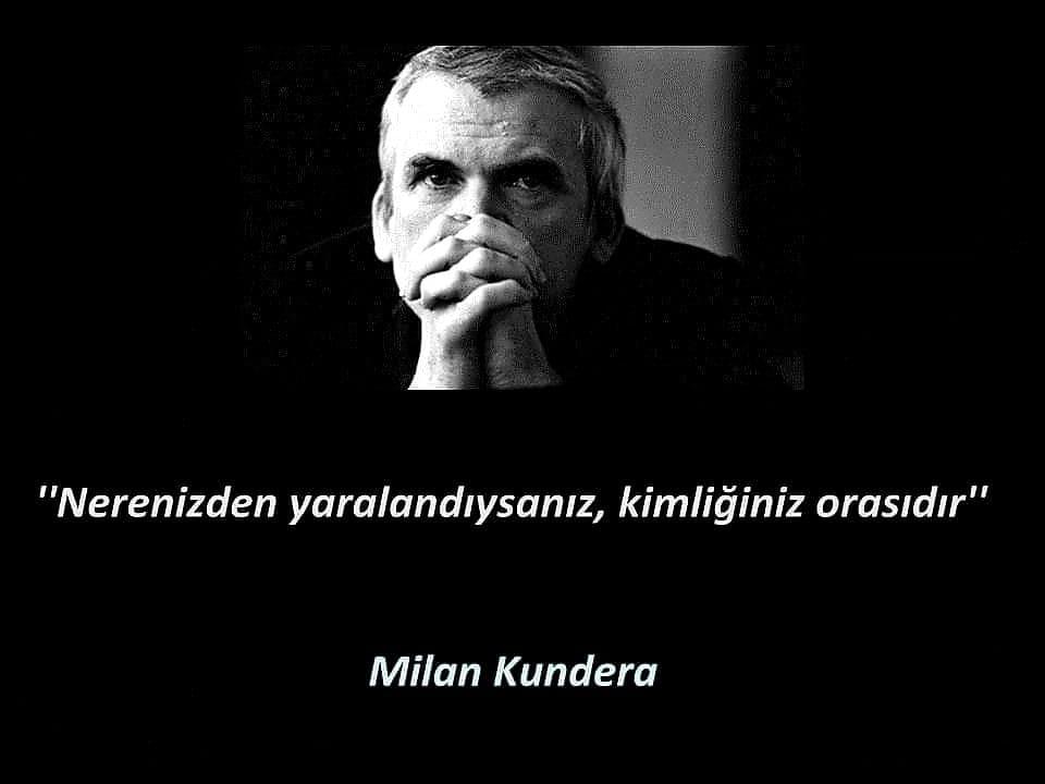 Kısa Milan Kundera Sözleri