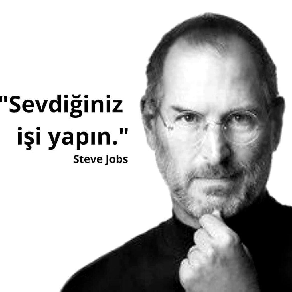 Kısa Steve Jobs Sözleri