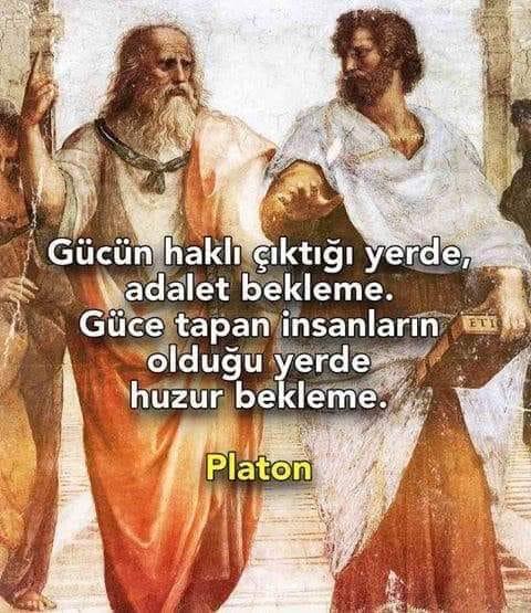 Platon Etkileyici Sözleri