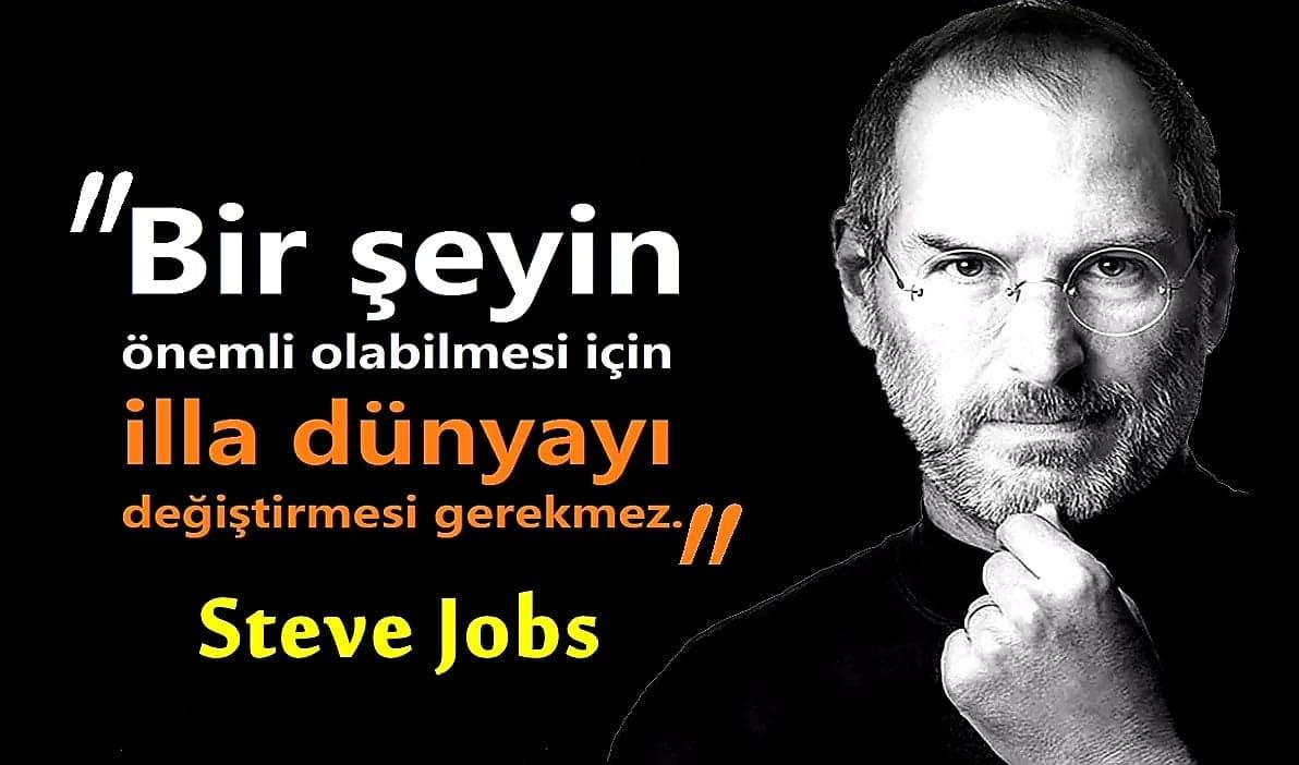 Steve Jobs Sözleri