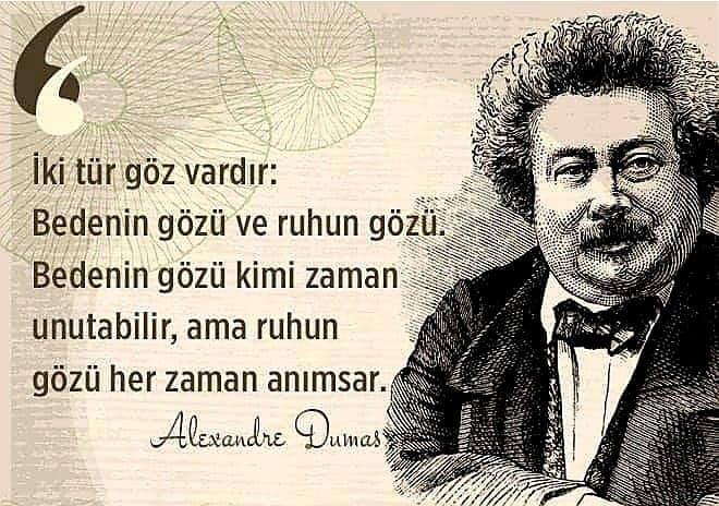 Alexandre Dumas Resimleri Sözleri