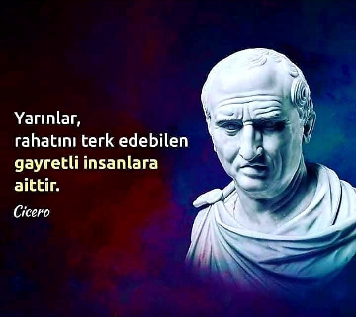 Anlamlı Cicero Sözleri
