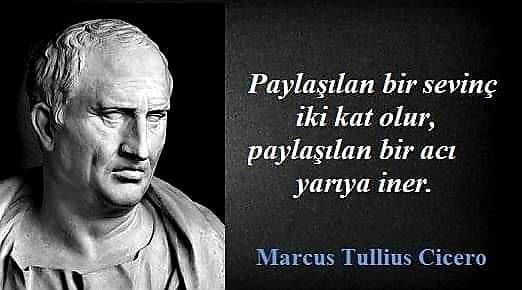 Cicero Sözleri