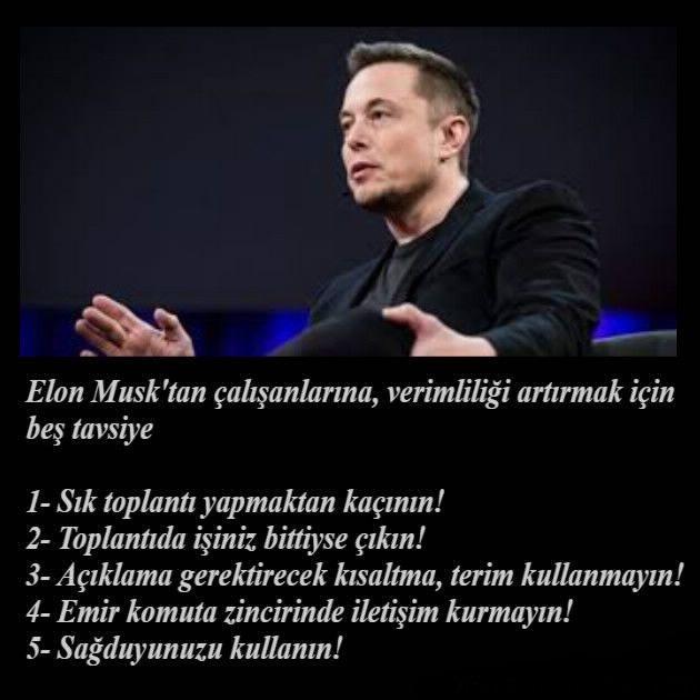 Elon Musk Resimli Sözleri