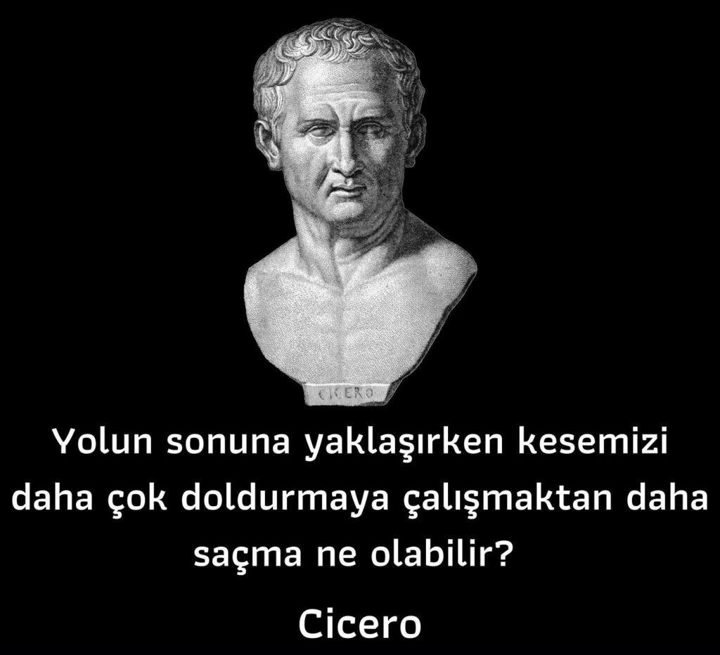 En Güzel Cicero Sözleri
